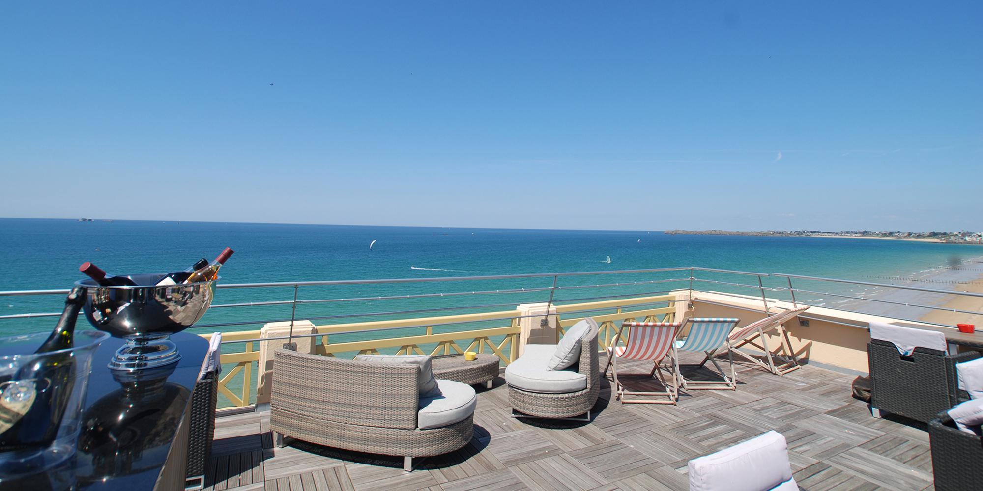Hotel Saint Malo Vue Mer